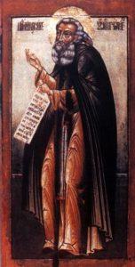 Свети преподобни Макарије желтоводски