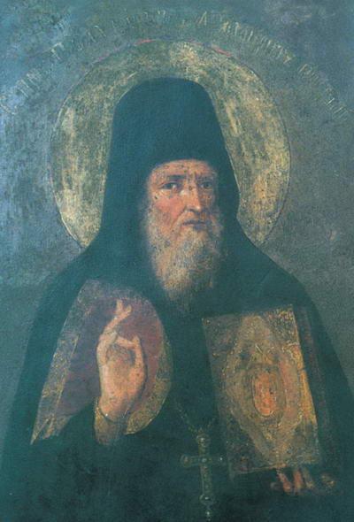 Свети преподобни Поликарп, игуман печерски