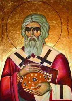 Свети свештеномученик Валентин