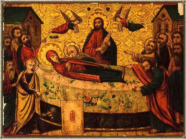 Успенске иконе Пресвете Богородице