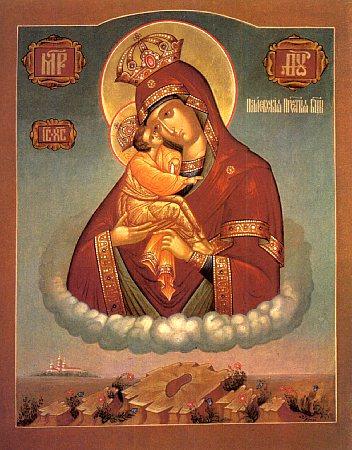 Празник иконе свете Богородице Почајевске