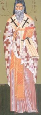 Пренос моштију светог Дионисија архиепископа Егинског