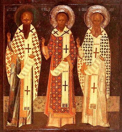 Преставленије Светог Јована Златоуста