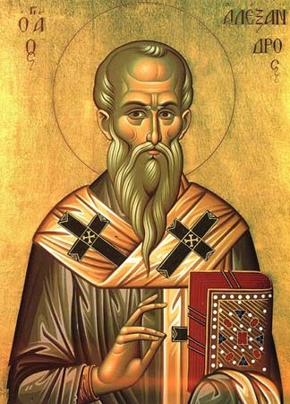 Свети Александар, Јован и Павле патријарси цариградски