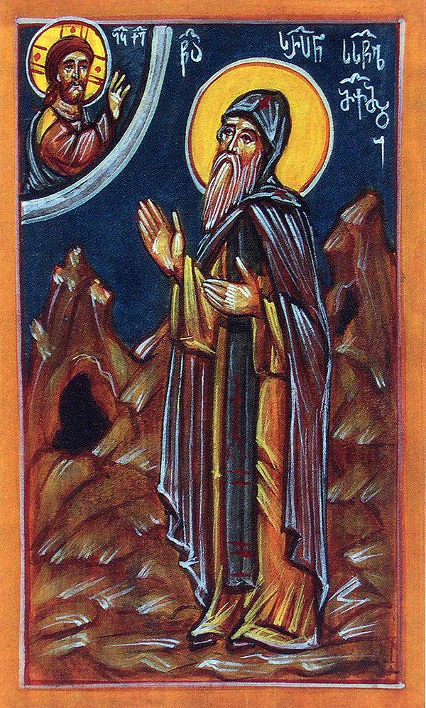 Свети преподобни Серапион чудотворац