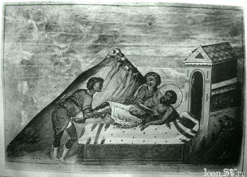 Свети свештеномученик Авдеј, епископ града Ергола у Персији