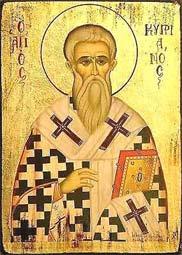 Свети свештеномученик Кипријан
