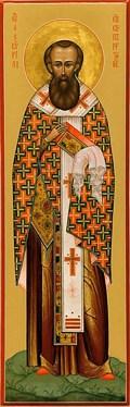 Свети свештеномученик Кирил, епископ Гортински