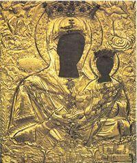 Чудотворна икона Пресвете Богородице 'Миртидиотиса'