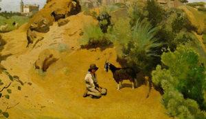 Прича египатских пустињака