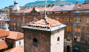 Стара Црква са музејом (Сарајево)