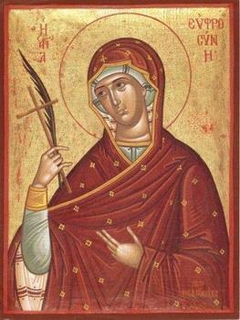 Света преподобна Ефросинија