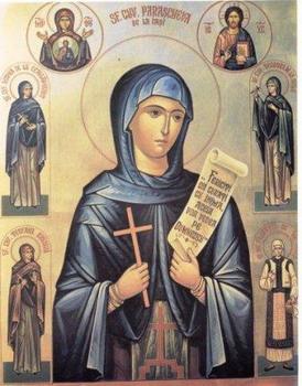 +++ Света преподобна мати Параскева – Света Петка