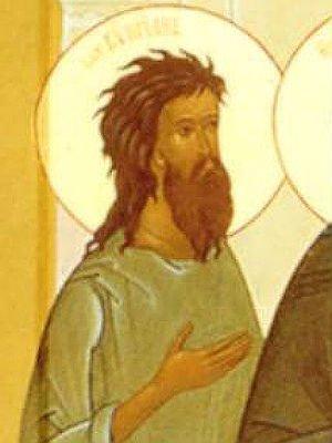Свети блажени Кипријан, суздаљски чудотворац