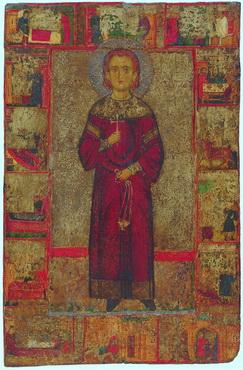 Свети преподобни Јован лампадски