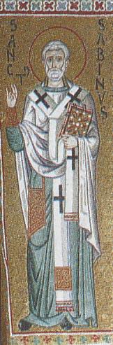 Свети преподобни Савин, епископ Катански