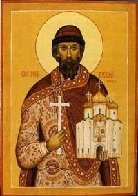 Свети Владимир Јарославич, кнез новгородски