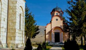 Манастир Веселиње и Гламочки новомученици