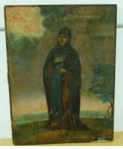 Света преподобна Теоктиса Пароска