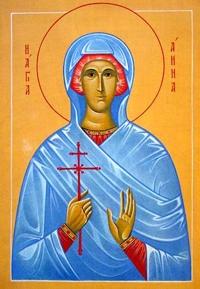 Свети Александар епископ, Ираклије војник и четири жене