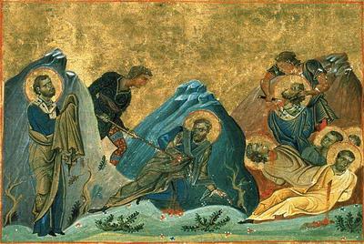Свети апостоли Сгахије, Амплије, Урван, Наркис, Апелије и Аристовул