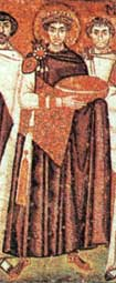Свети Јустинијан, цар византијски