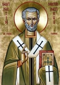 Свети Мартин турски