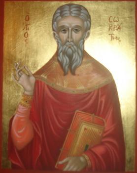 Свети мученици Теодотија и Сократ презвитер