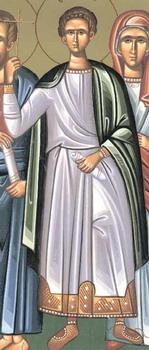 Свети мученик Вар (Уар)