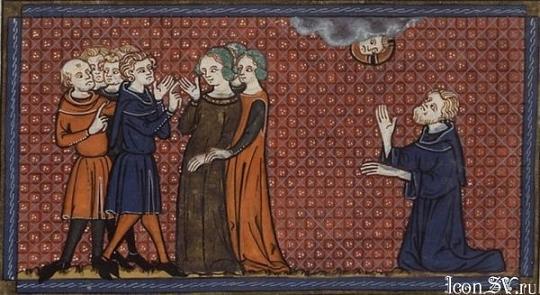 Свети Нон, епископ илиопољски