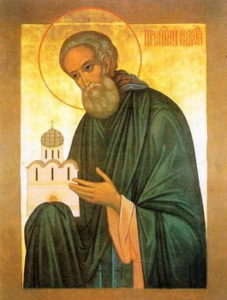 Свети преподобни Никон Радонешки