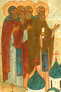 Свети преподобни Теофило и Јаков омучски