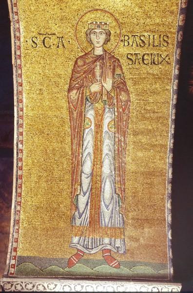 Света мученица Августа царица
