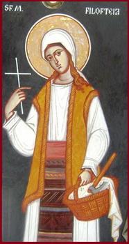 Света мученица Филотеја