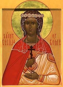 Света мученица Кикилија (Цицилија)
