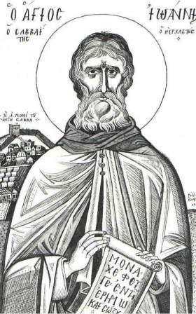Свети Јован Ћутљиви (Молчалник), епископ колонијски