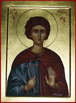 Свети мученик Федр