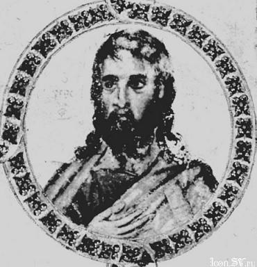 Свети мученик Илиодор