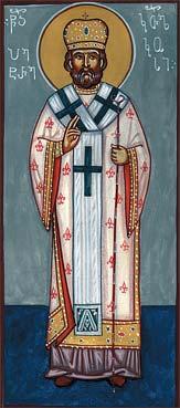 Свети Петар, први католикос-патријарх Грузије