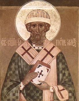 Свети преподобни Петар Молчалник (исихаста, тиховатељ)