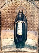 Свети преподобни Трифон кољски