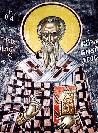 Свети Прокл, патријарх цариградски