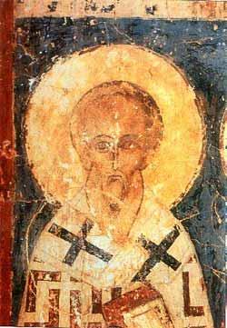 Свети свештеномученик Александар, епископ јерусалимски