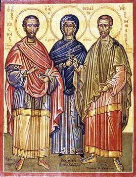Света Теодота