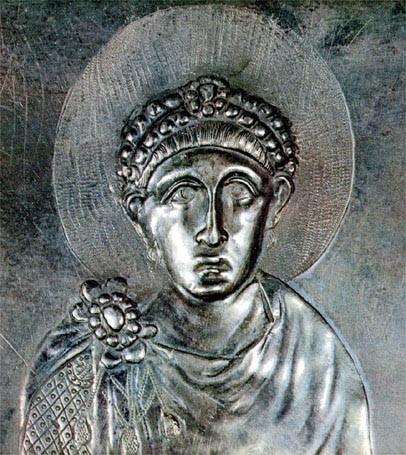 Свети Цар Теодосије Велики