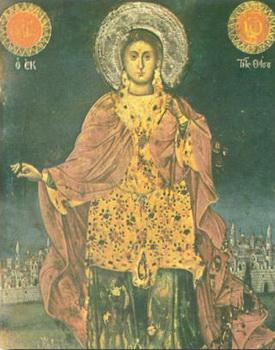Свети новомученик дечак Јован, кројачки шегрт