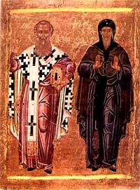 Свети преподобни Антоније Нови, чудотворац