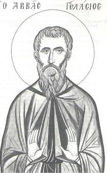 Свети преподобни Геласије