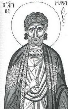Свети преподобни Маркијан