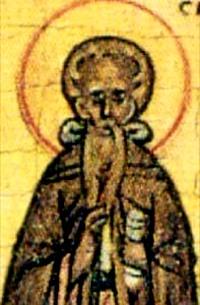 Свети преподобни Теодул, син светог Нила